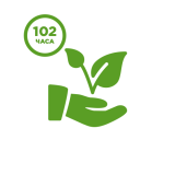 Системы экологического контроля — 102 часа.