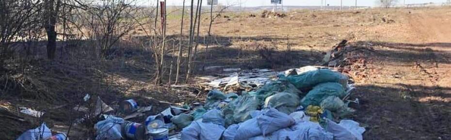 Бытовой мусор приравняют к опасным отходам