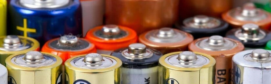 Проблемы утилизации батареек в России будут решены