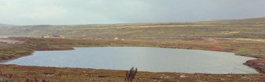 Предсказание печального будущего мирового океана на примере озера Могильное