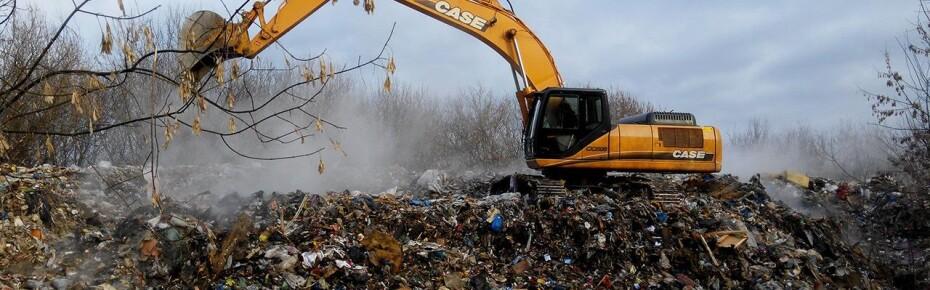 Заморожена плата за негативное воздействие на экологию твердых коммунальных отходов