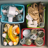 Пищевые отходы от столовой, кафе, ресторана