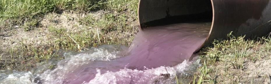 Плата за сброс в реки и озера неочищенных стоков вырастет с 2019 года