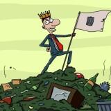 Омбудсмен по экологии назвал госкомпанию спасением от мусора
